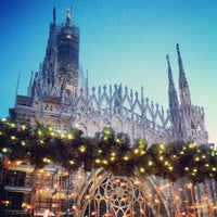 Photo taken at Obicà - Duomo by Yulya B. on 12/30/2012