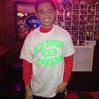 Photo taken at Olde Queens Tavern by Yangchen G. on 11/13/2012