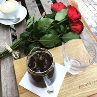 Photo taken at Kofárna Café by Lucie on 8/7/2017