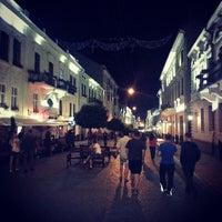 Снимок сделан в Улица Ольги Кобылянской пользователем Maxim T. 6/14/2013