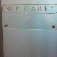 Photo taken at W. P. Carey & Co. B.V. by Martin V. on 7/12/2013