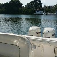 Photo taken at Bob Hodge Marine Group by Shane F. on 5/30/2014
