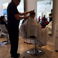 Photo taken at Natura Salon and Spa by Robert R. on 3/1/2014