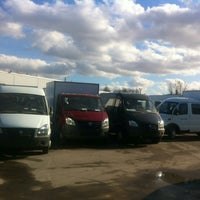 Photo taken at Автоцентр ГАЗ Дунайский by Alice B. on 3/27/2014