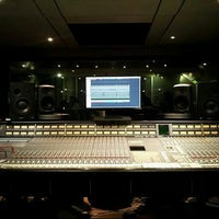 Photo taken at Windmill Lane Recording Studios by Julio V. on 9/27/2014