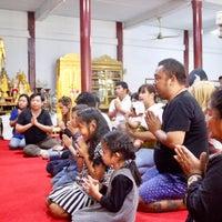 Photo taken at วัดโบสถ์วรดิตถ์ by เจ้าชาย ร. on 10/15/2017