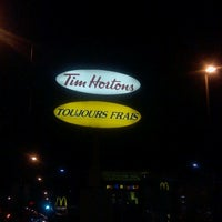 Photo taken at Tim Hortons by Sonia A V. on 10/26/2012