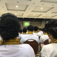 Photo taken at มหาวิทยาลัยเทคโนโลยีราชมงคลสุวรรณภูมิ หันตรา by Miew P. on 3/18/2017