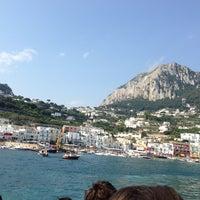Foto scattata a Porto Turistico di Capri da Donatella S. il 8/9/2013
