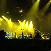 Das Foto wurde bei Aragon Ballroom von Melissa W. am 10/22/2012 aufgenommen