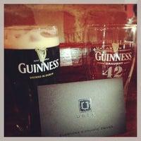 Photo taken at Rúla Búla Irish Pub and Restaurant by Uber P. on 3/8/2013
