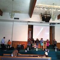 Photo taken at Whittier Apostolic Faith Center by Tenaya A. on 5/5/2013