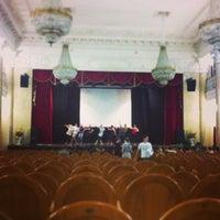 Photo taken at Концертный зал у Финляндского вокзала by Евгения l. on 5/26/2013