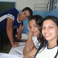Photo taken at Colégio Estadual Professor Antônio Marques by Pabllo K. on 10/18/2012