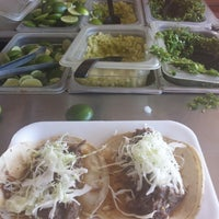 Photo taken at Taqueria El Chino by A r a A. on 12/24/2014