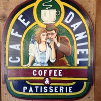 Photo taken at Cafe Daniel by Prveen on 8/6/2013