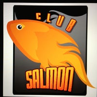 Photo taken at Club Salmon by Carlos S. on 3/13/2013