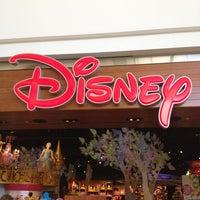 Photo taken at Disney Store by Jen K. on 3/9/2013