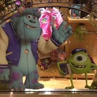 Photo taken at Disney Store by Jen K. on 6/15/2013