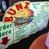 Photo taken at Bunz by Caleb C. on 10/9/2012