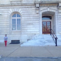 Photo taken at Cannon House Office Building by Nancy J. on 11/23/2012