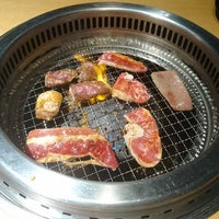 Photo taken at 焼肉きんぐ 月見町店 by クロ  . on 7/18/2017