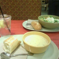 Photo taken at Panera Bread by Marisa V. on 1/23/2013
