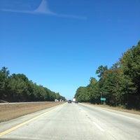 Photo taken at I-40 by Jordan S. on 10/16/2012