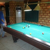 Photo taken at White Horse Gym & Snooker by Osama J. on 6/25/2013