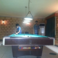 Photo taken at White Horse Gym & Snooker by Osama J. on 6/21/2013