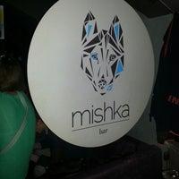 Снимок сделан в Mishka Bar пользователем Токийский Б. 5/9/2013