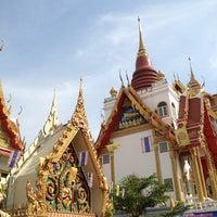 Photo taken at Wat Lahan by Chanothai P. on 1/1/2013
