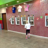 Photo taken at CherryBerry Yogurt Bar by Kales on 10/15/2012