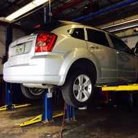 Photo taken at Pep Boys Auto Parts & Service by MrsSunShine Correa on 7/24/2014