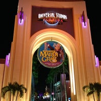Photo taken at Universal Orlando Resort by MrsSunShine Correa on 2/25/2013