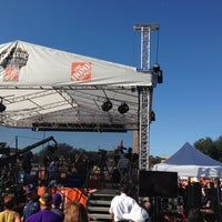 Photo taken at ESPN College GameDay by Jonathan D. on 11/3/2012