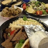 Photo taken at The Mad Greek Cafe by Starleigh A. on 10/20/2012