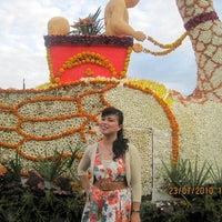 Photo taken at Sentra Penjualan Tanaman Hias Kakaskasen by nancy w. on 4/13/2013