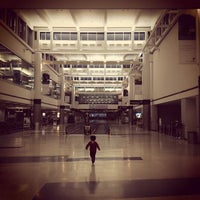 Photo taken at George Bush Intercontinental Airport (IAH) by Jay H. on 10/4/2013