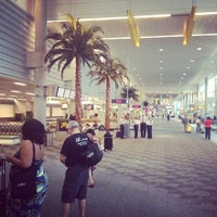 Photo taken at Fort Lauderdale-Hollywood International Airport (FLL) by Jay H. on 10/4/2013