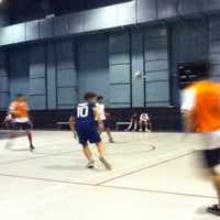 Photo taken at Serendra Basketball Court by Bettina R. on 10/2/2012