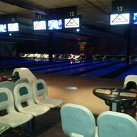 Photo taken at Go Planet Bowling by Slessor E. on 12/2/2012