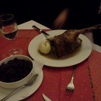 Photo taken at Restaurant Waldhaus Zehlendorf by A. D. on 12/26/2013