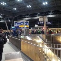 Photo taken at Bahnhof Berlin Südkreuz by A. D. on 4/12/2013