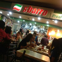 Photo taken at Sbarro by Sam A. on 1/31/2013