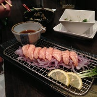 Photo taken at Gaku Yakitori by Taylor W. on 1/13/2013