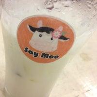 Photo taken at ร้านนม Say Moo by เฟรช เ. on 7/28/2013