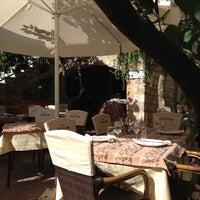 Photo taken at Konoba Mediterraneo by Alexander E. on 10/9/2012