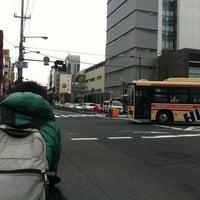 Photo taken at 西成区役所 by kazunori o. on 2/22/2012