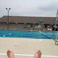 Photo taken at Ocean Pines Swim & Racquet Club by Mike C. on 8/15/2012